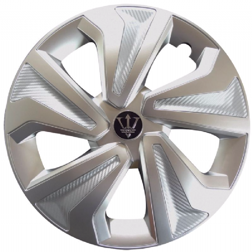 Silver Farina  wheel trims